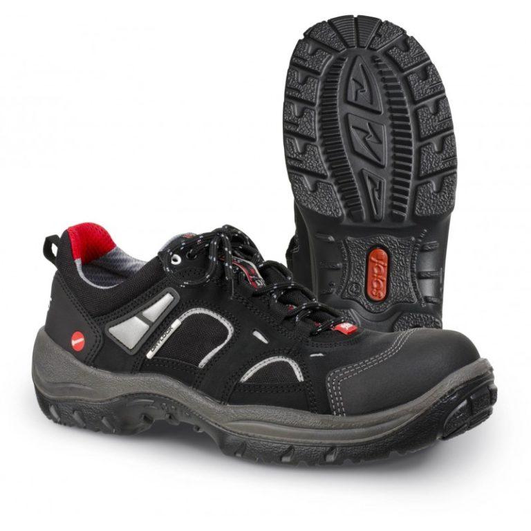 Jak dopasować damskie buty robocze?