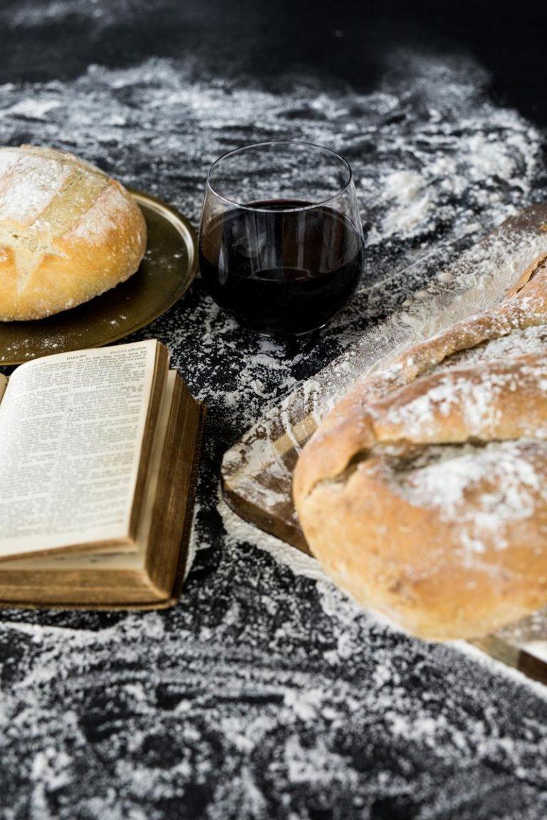 Smaczny chleb na tradycyjnym zakwasie