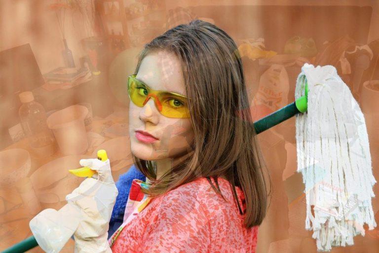 Profesjonalna firma sprzątająca i jej usługi